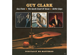 Guy Clark - Guy Clark/The South Coast Of Texas - (CD)
