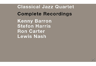 The Classical Jazz Quartet - Complete Recordings - (CD)