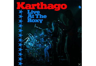 Karthago - Live At The Roxy - (CD)
