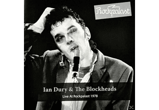 Ian & The Blockheads Dury - Live At Rockpalast [CD]