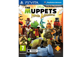 Muppets Movie Adventure PS Vita