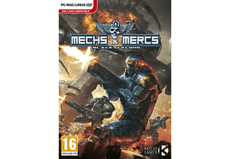 Mechs and Mercs - Black Talons PC