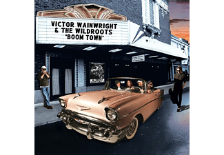 The Wildroots, Victor & The Wainwright - Boom Town [CD]