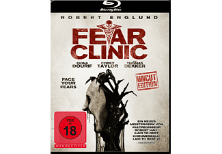 Fear Clinic - (Blu-ray)