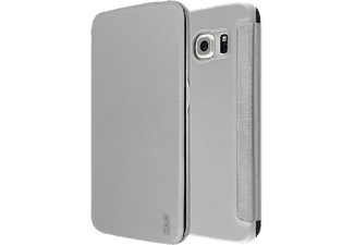 ARTWIZZ SmartJacket® Backcover Samsung Galaxy S6 edge Polyurethan Grau