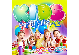 VARIOUS - Kids Party Hits Vol.2 [CD]