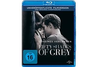 Fifty Shades of Grey [Blu-ray + DVD]