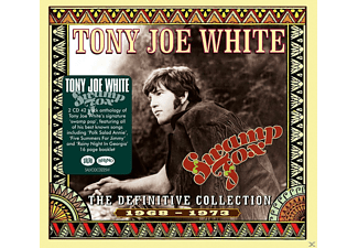 Tony Joe White - Swamp Fox: Definitive Collection 1968-1973 [CD]