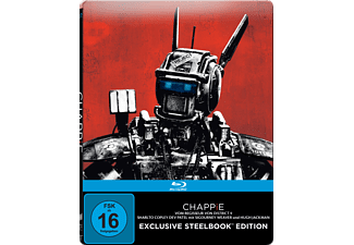 Chappie (Exklusive Steelbook Edition) - (Blu-ray)