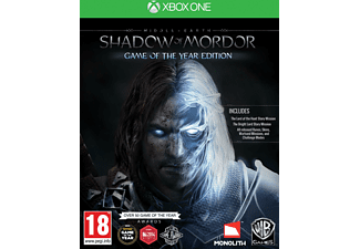 Middle-Earth: Shadow Of Mordor (Game Of The Year Edition) | Xbox One