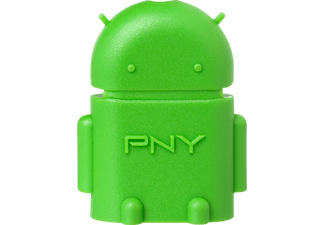 PNY Android Robot, OTG-Adapter