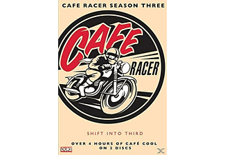 Cafe Racer - Staffel 3 [DVD]