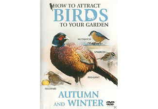 How To Attract Birds - Autumn And W - (DVD)