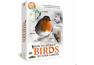 How To Attract Birds - (DVD)