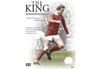 The King! - The Story Of Denis Law [DVD]