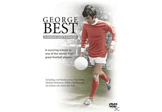 George Best - A Genius And A Legend [DVD]