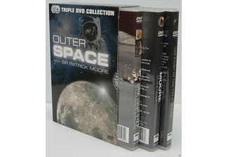 Outer Space With Patrick Moore - (DVD)
