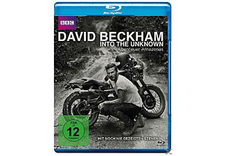 David Beckham - Into The Unknown - (Blu-ray)