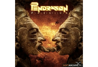 Pendragon - Passion (Cd+Dvd) - (CD + DVD)