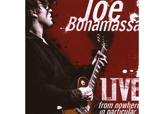Joe Bonamassa - Live-From Nowhere In Particul. [CD]