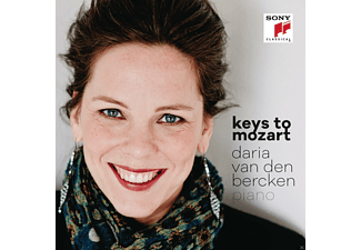 Daria Van Den Bercken - Keys To Mozart [CD]