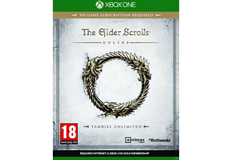 The Elder Scrolls Online: Tamriel Unlimited FR Xbox One