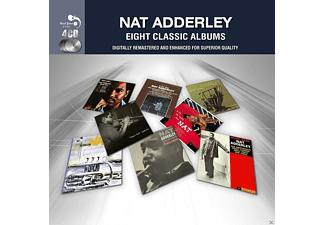Nat Adderly - 8 Classic Albums - (CD)