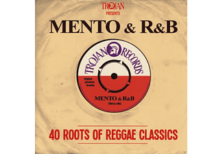 VARIOUS - Trojan Presents Mento & Jamaican R&B (2cd) [CD]