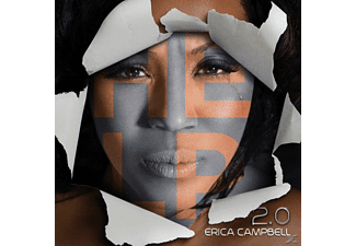 Erica Campbell - Erica Campbell: Help 2.0 - (CD)