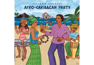 VARIOUS - Afro-Caribbean Party [CD]