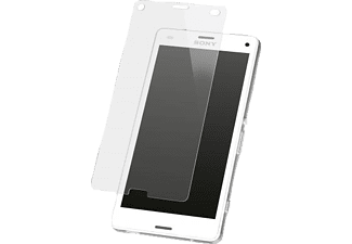 ARTWIZZ 7280-1495 2nd Display, Schutzglas, Transparent, passend für Sony Xperia Z3 Compact