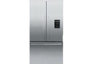 FISHER&PAYKEL RF 540 ADUX 4 Side-by-Side (416 kWh/Jahr, A+, 1790 mm hoch, Edelstahl)