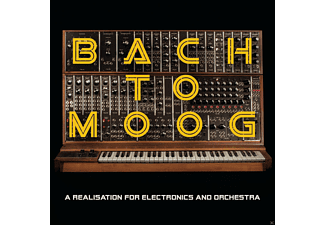 Craig Leon, Sinfonietta Cracaovia, Pike Jennifer - Bach To Moog [CD]