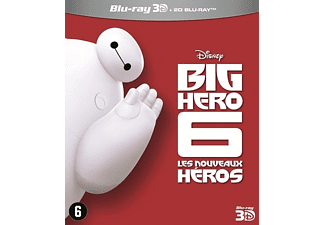 Big Hero 6 3D | 3D Blu-ray
