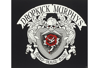 Dropkick Murphys - Signed And Sealed In Blood - (CD)