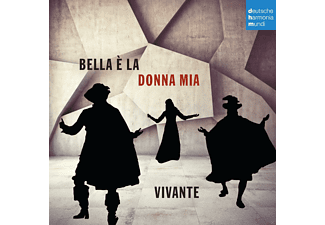 Vivante - Bella e La Donna Mia - (CD)