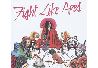 Fight Like Apes - Fight Like Apes [CD]