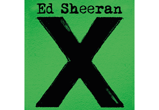 Ed Sheeran - X (Deluxe Edition) [CD]