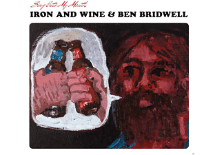 Iron And Wine And Ben Bridwell - Sing Into My Mouth (Vinyl) - (Vinyl)