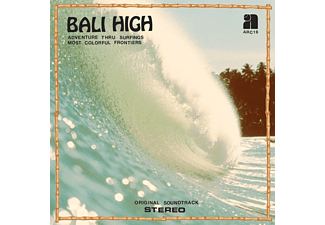 Mike Sena - Bali High - (CD)