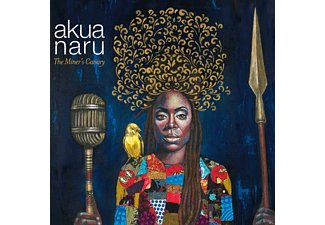 Akua Naru - The Miner's Canary - (CD)