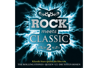 David Garrett, Lindsey Stirling, Nigel Kennedy, Mick Jagger, Keith Richards, Rpo, Andreas Bourani - Rock Meets Classic 2 [CD]