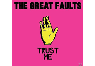 The Great Faults - Trust Me [CD]