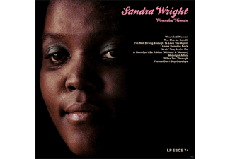 Sandra Wright - Wounded Woman (Remastered) - (CD)