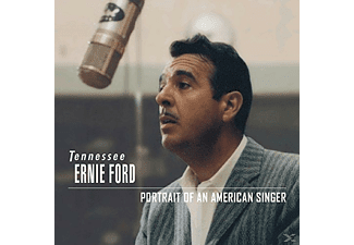 Tennessee Ernie Ford - Portrait Of An American Singer (1949-1960) (5-Cd) - (CD)