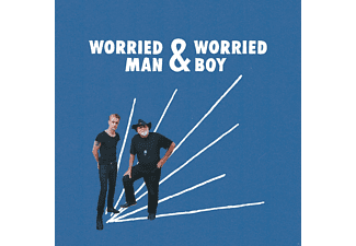 Worried Man & Worried Boy - Worried Man & Worried Boy [Vinyl]