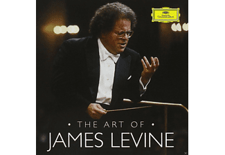 VARIOUS - The Art Of James Levine [CD]