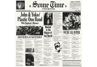 Yoko Ono, Plastic Ono Band, John Lennon - Some Time in New York City (Vinyl LP (nagylemez))