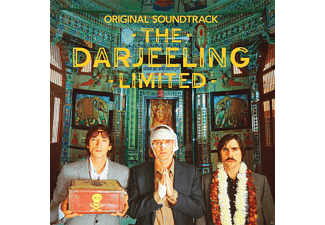 VARIOUS - The Darjeeling Limited (Ost) (Ltd.Btb Edt.) - (Vinyl)