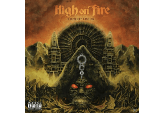 High On Fire - Luminiferous (2lp+Cd) - (LP + Bonus-CD)